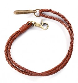 Leather-keyring-Brown-Long-Line-02